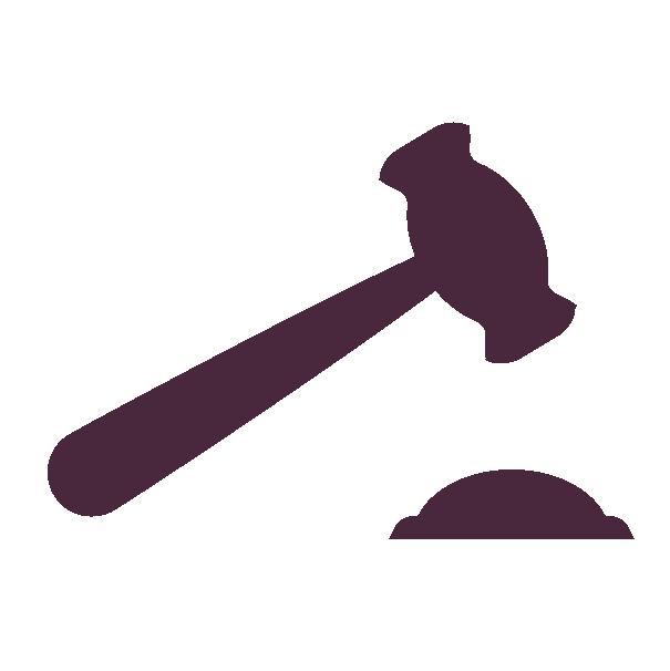 icono derecho civil